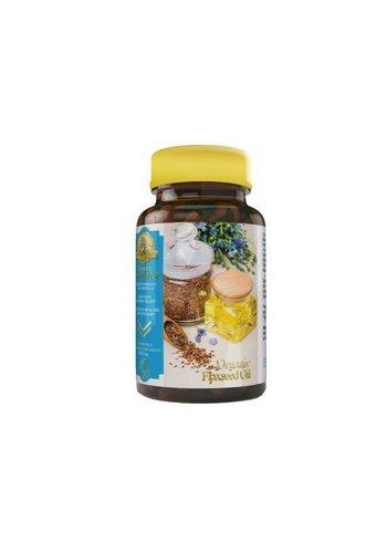 Halal Pharma Lijnzaad olie - 60 stuks
