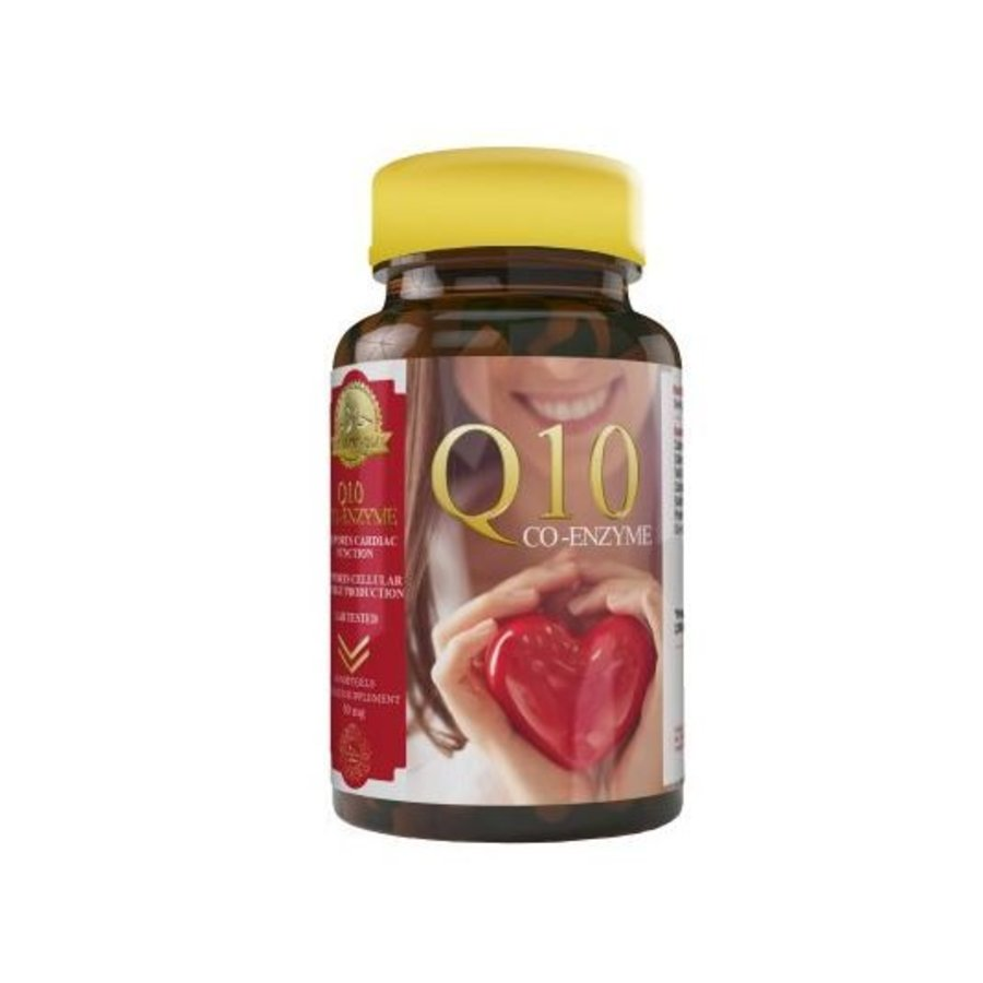 CO - enzym Q10 - 60 stuks