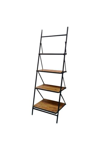 Neckermann Open kast - ladder - 188x45x65 cm