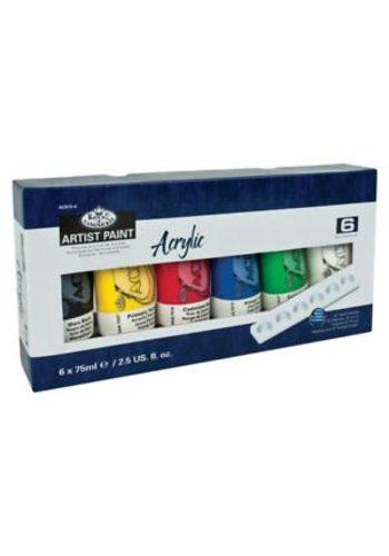 Neckermann Acrylfarbe - 6 Farben