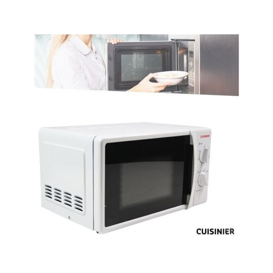 Mikrowelle - 20 Liter