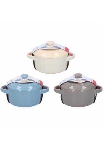 Alpina Plat de cuisson et couvercle - 225 ml