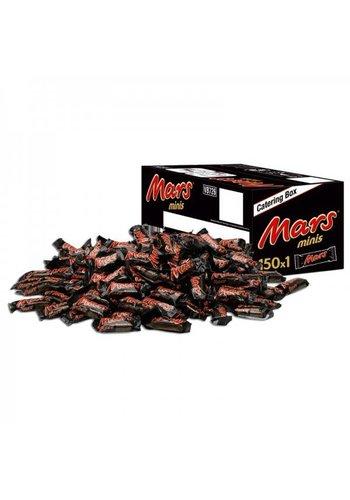 Mars Minis 150 Stück