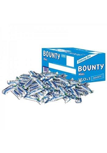 Bounty Mini's 150 stuks