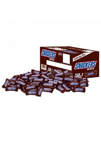 Snickers Mini's 150 stuks
