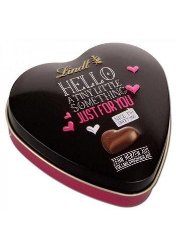 Lindt Bonjour les chocolats du coeur