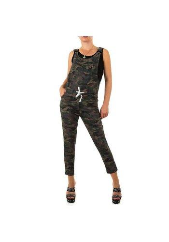 Neckermann Pantalon femme par Realty Jeans - camouflage