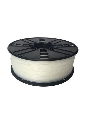 Gembird3 TPE flexible filament Natural, 1.75 mm, 1 kg