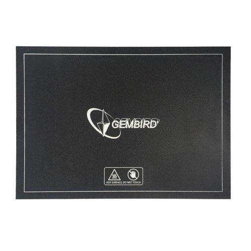 Gembird3 3D print oppervlak, 232 * 154 mm