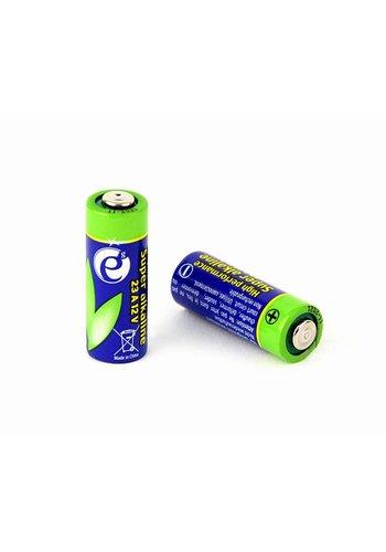 Energenie Alkaline 23A batterij, 2 stuks