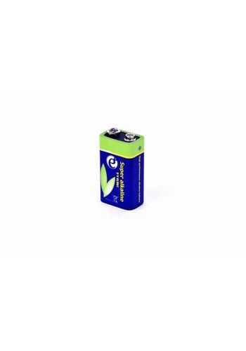 Energenie Alkaline 9 V 6LR61 Batterie, Blister