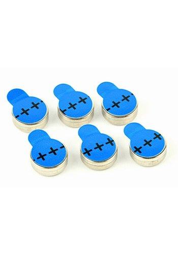 Energenie Hörgerätebatterie ZA675, 6 Stück