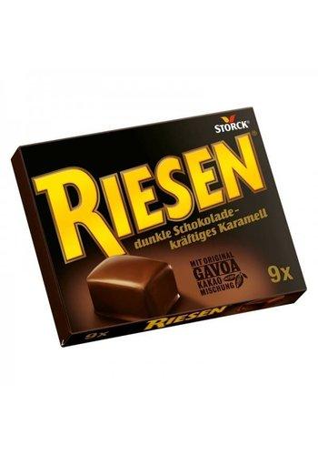 Riesen Choco Caramel Toffee pur
