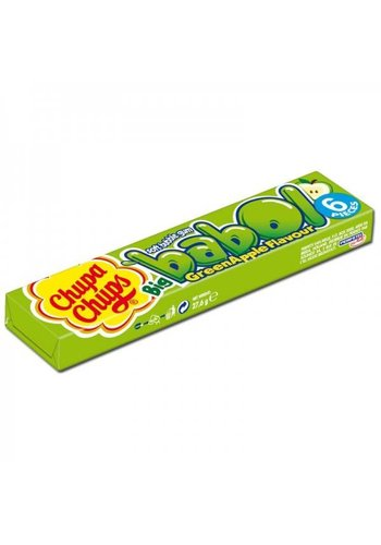 Chupa Chups Big Babol Groene Appel 1 stuks