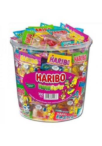 Haribo Happy Easter mini zakjes 100 stuks