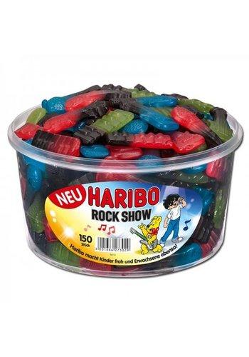 Haribo Rock Show 150 stuks