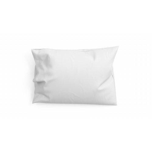 VIP Bedding Lit VIP Slopen blanc 100% coton, lot de deux