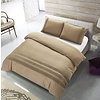 The Supreme Home Collection Die Supreme Home Kollektion Avenza 240x200 / 220 + 2 * 60x70 cm Sand