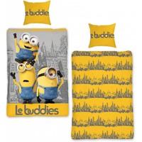 Dekbedovertrek Minions Le Buddies 2
