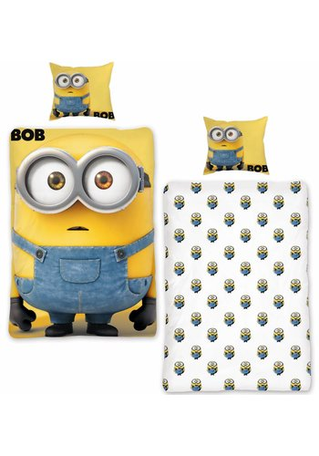 Universal Pictures Dekbedovertrek Minion Bob