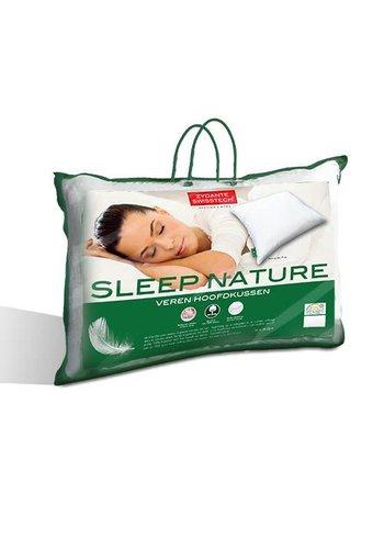 Hoofdkussen Sleep Nature veren