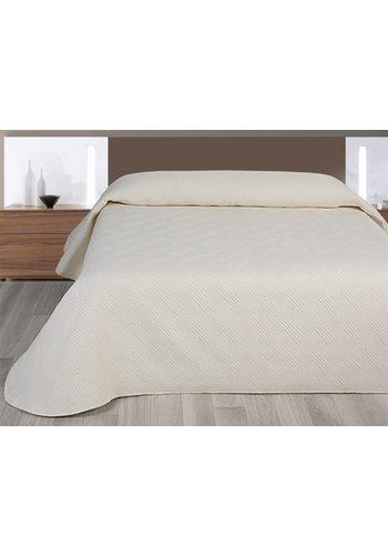 Nightsrest Bedsprei Gwen - Off white - 270x260 cm