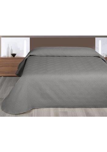 Nightsrest Bedsprei Gwen - Antraciet - 270x260 cm