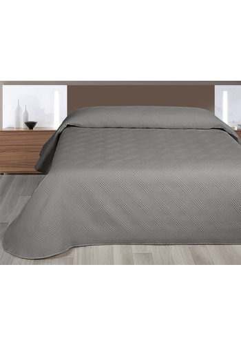 Nightsrest Bedsprei Gwen - Antraciet -