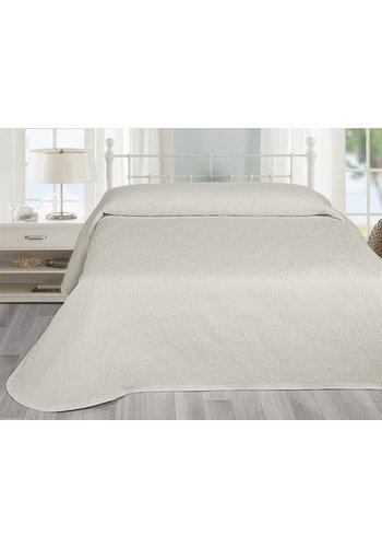 Nightsrest Bedsprei Emma - Off White - 270x260 cm