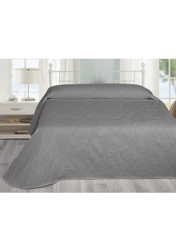 Nightsrest Bedsprei Emma - Antraciet -