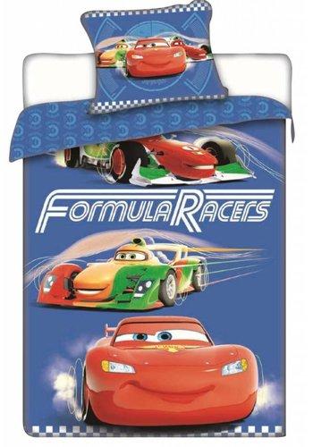 Disney Dekbedovertrek Licentie Cars2  Formula racers 140 x 200