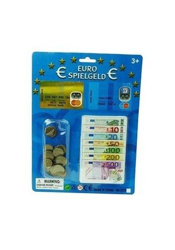 Neckermann Speelgeld - Euro biljetten en munten