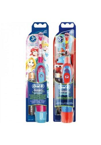 Oral B Elektrische Zahnbürste - Stufenleistung