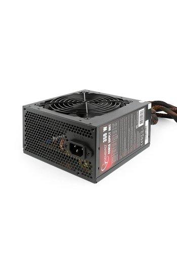 Gembird PC voeding 350Watt ATX/BTX, actieve PFC & 12cm Fan