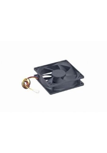 Gembird Ventilator, 60x60x25 mm, glijlager, 3-pins connector, grootverpakking