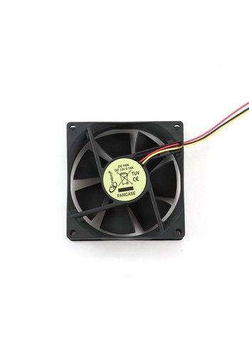 Gembird 80 mm PC case fan, sleeve bearing