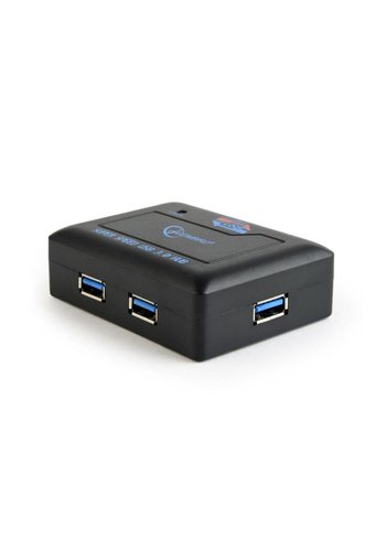 Gembird UHB-C344 4-port USB 3.0 Hub