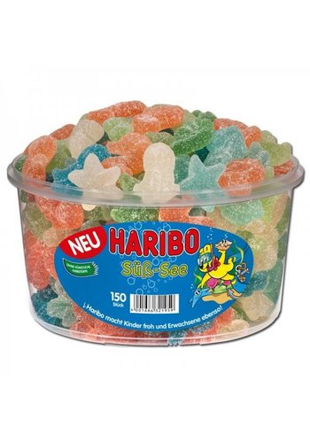 Haribo Douce Mer 150 pièces