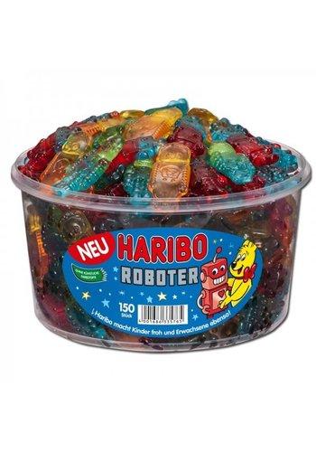 Haribo Robotjes 150 stuks