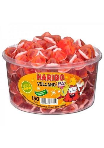 Haribo Vulcano Zuur 150 stuks