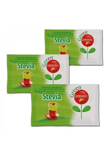 canderel Grüne Stevia-Tabs 200 x 2 Tabs