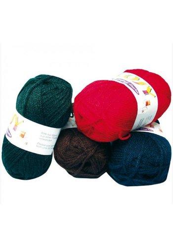 Neckermann Wolle - 50 Gramm / 130 Meter - verschiedene Farben - Copy