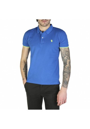 U.S. Polo Heren Polo shirt U.S. Polo 52429_41029