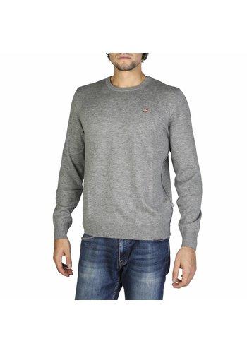 Napapijri Heren Trui Sweater Napapijri N0YGPB_DAMAVAND-CREW