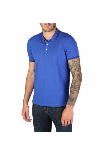 Emporio Armani Heren Polo Shirt Emporio Armani 8N1F2B
