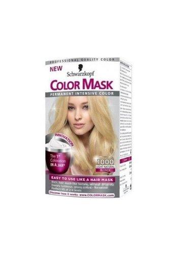 Schwarzkopf Masque de couleur 1000 blond naturel