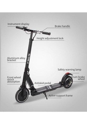 ES-Toys E-scooter Jusqu'à 30 km / h Rapide - Avec une autonomie de 24 km - Batterie 36 V