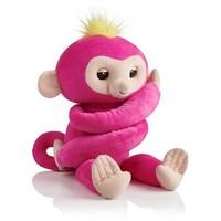 Interactieve aap knuffel - 40 cm