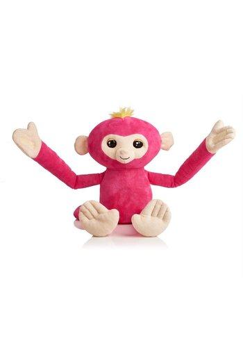 Fingerlings Interactieve aap knuffel - 40 cm