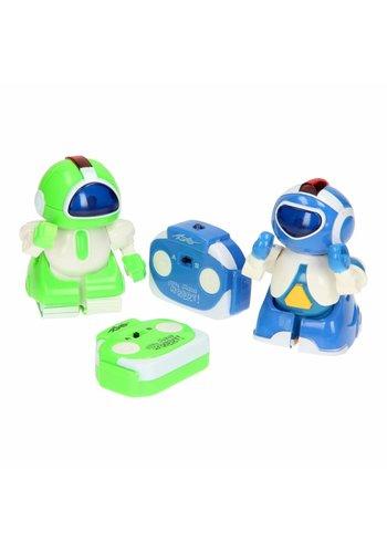 Neckermann Robots contrôlables - 2 pièces